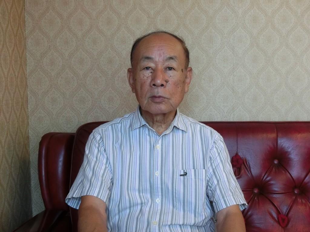 上野 武雄さん