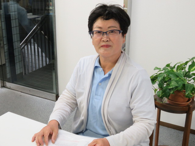 中坂 悦子さん