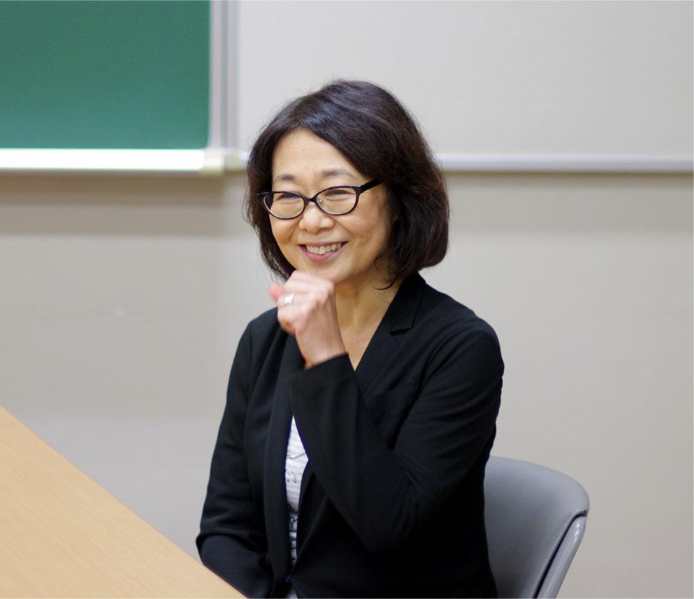 渡辺 眞理さん