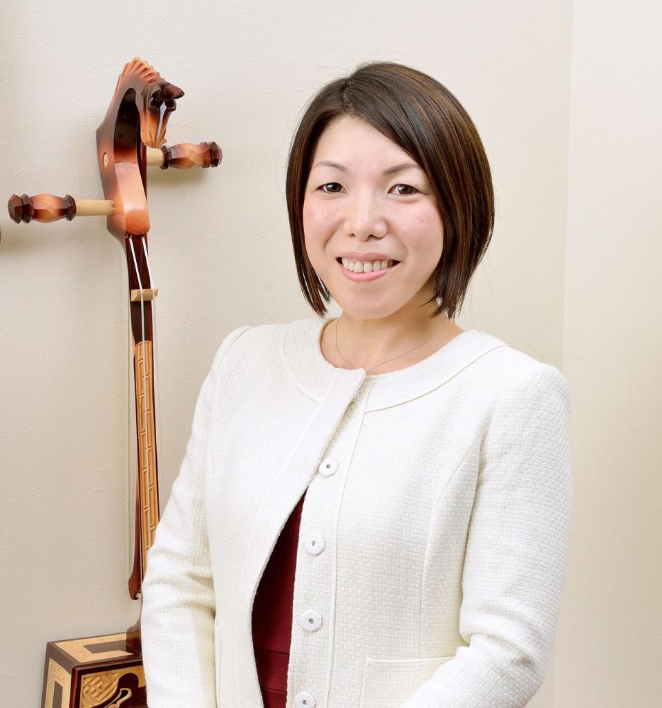 吉村千鶴子さん