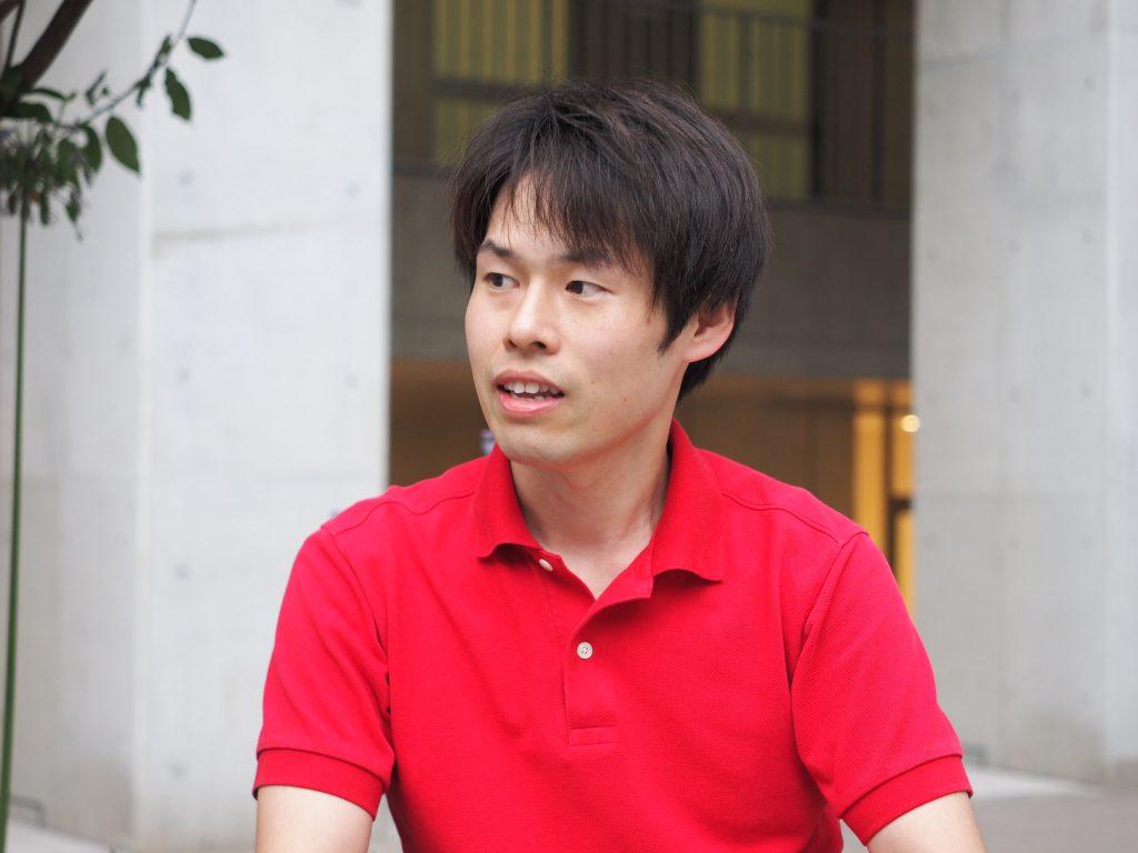 山本 哲平さん
